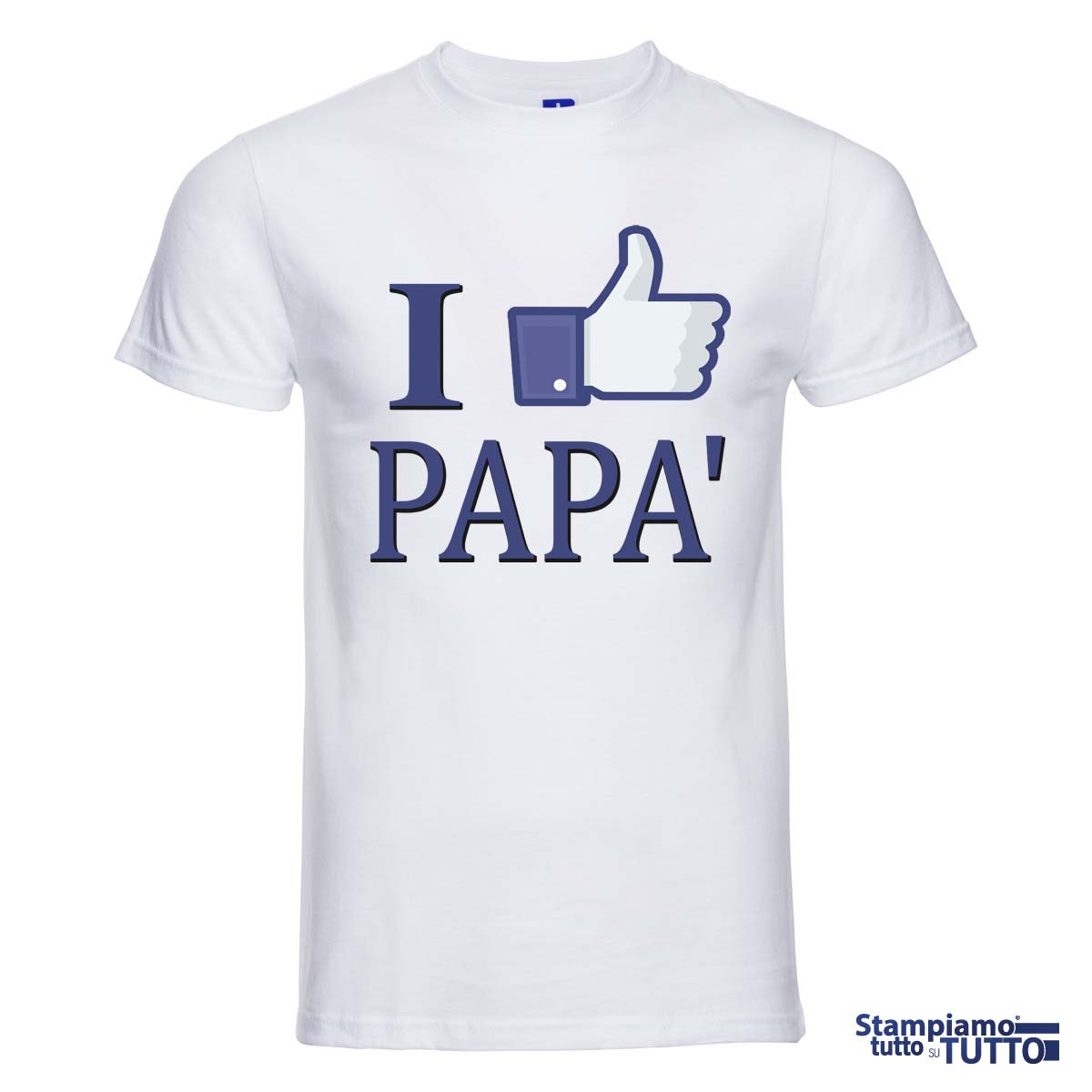 "T-SHIRT ""I Like Papà'"""