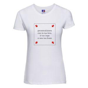 T-shirt bianca bambino